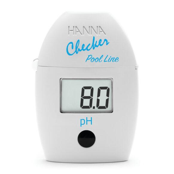 Checker photomètre pour pH HI779